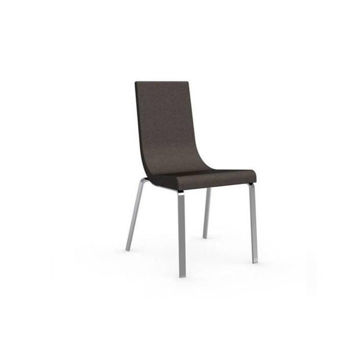 chaise haut de gamme cruiser de calligaris plusieurs choix de coloris achat vente chaise. Black Bedroom Furniture Sets. Home Design Ideas