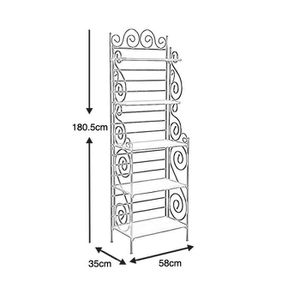 Etagere fer forgee achat vente etagere fer forgee pas cher cdiscount - Etagere fer forge ikea ...