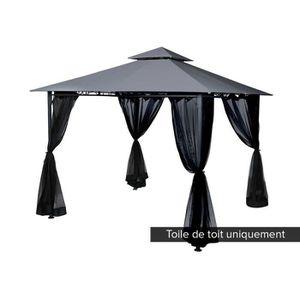 toile tonnelle 4x3 achat vente toile tonnelle 4x3 pas cher cdiscount. Black Bedroom Furniture Sets. Home Design Ideas