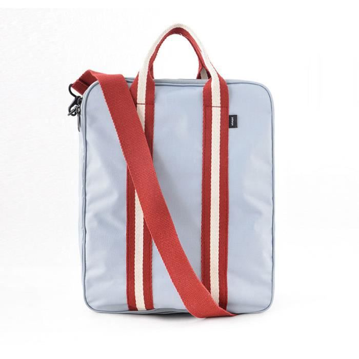 petit sac de voyage portable fourre tout bagages gris gris achat vente sac de voyage. Black Bedroom Furniture Sets. Home Design Ideas