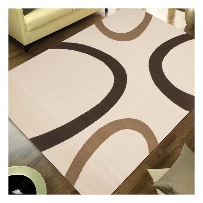 tapis pas cher premier prix tempo beige 200x290 en polypropyl ne achat vente tapis cdiscount. Black Bedroom Furniture Sets. Home Design Ideas