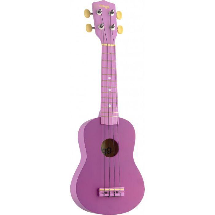 Ukulele soprano mauve avec housse achat vente ukul l for Housse ukulele