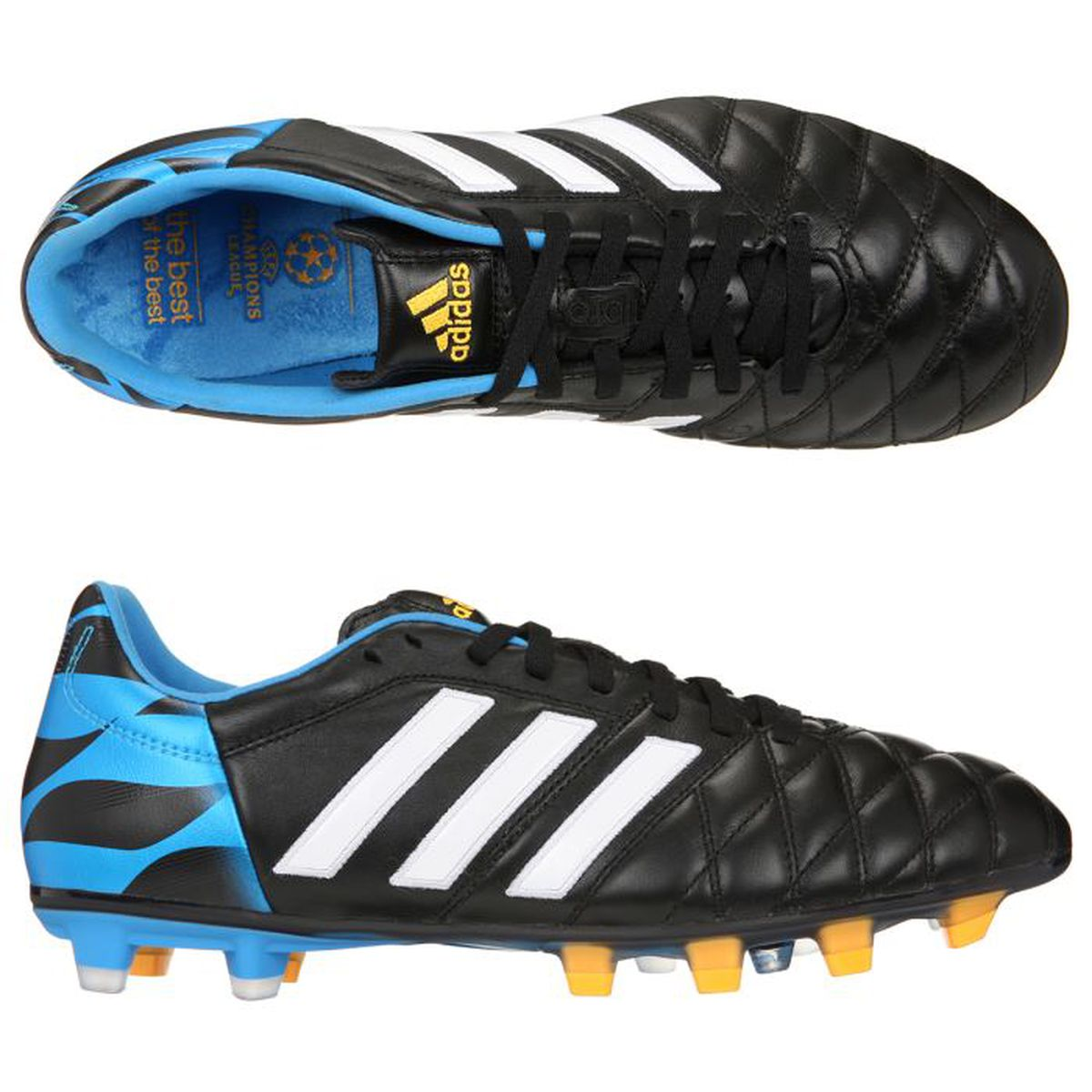 CHAUSSURES DE FOOTBALL ADIDAS Chaussures Football 11Pro FG Homme