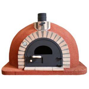 Four a bois pizza achat vente four a bois pizza pas for Four a pain exterieur pas cher