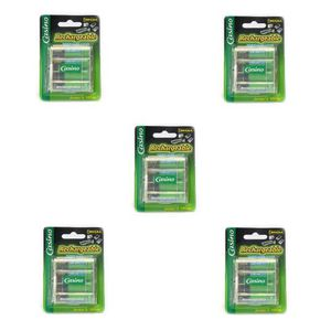 PILES 20 accus rechargeables UNIROSS-Casino 1,2v R6/AA -