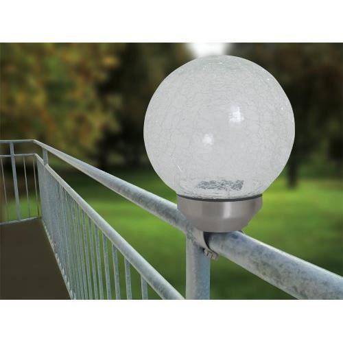 boule lampe solaire couleur changeantes achat vente boule lampe solaire couleur cdiscount. Black Bedroom Furniture Sets. Home Design Ideas