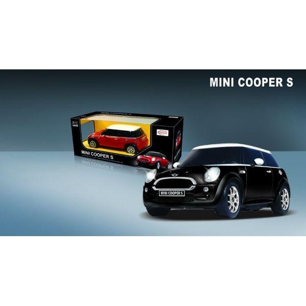 mini cooper s 1 14 noir achat vente voiture camion mini cooper s 1 14 noir cdiscount. Black Bedroom Furniture Sets. Home Design Ideas