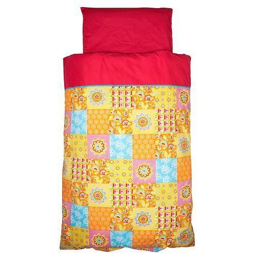 Jollein housse de couette 100 x 140 cm patchwork achat vente housse de couette cdiscount - Housse de couette patchwork ...
