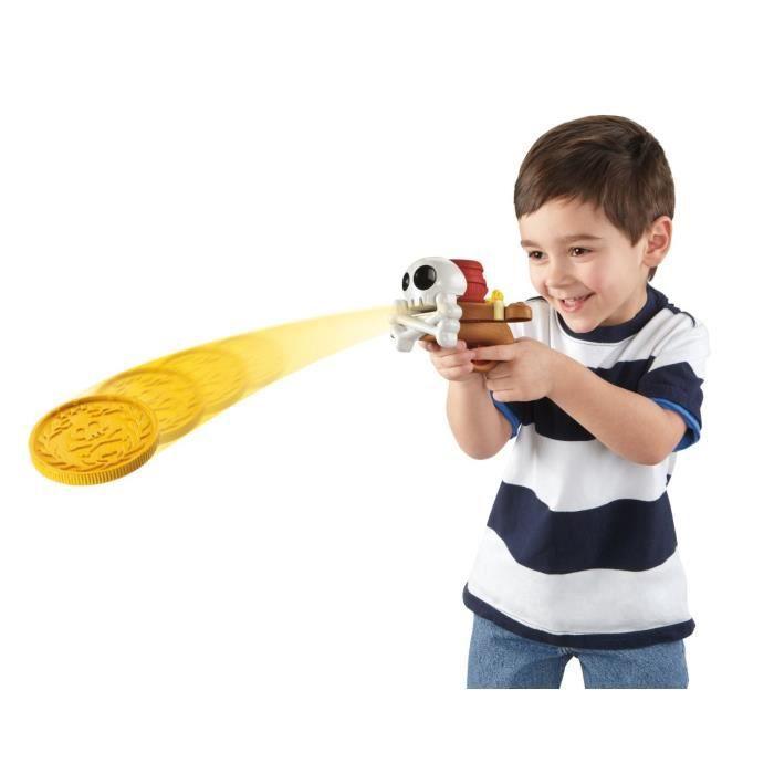 Jake et les pirates le lanceur de pi ces d 39 or achat vente accessoire de figurine cdiscount - Jake et les pirates ...