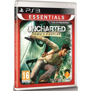 JEU PS3 Uncharted Drake's Fortune Essential Jeu PS3
