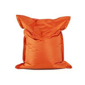 POUF - POIRE Pouf Orange SUMMER