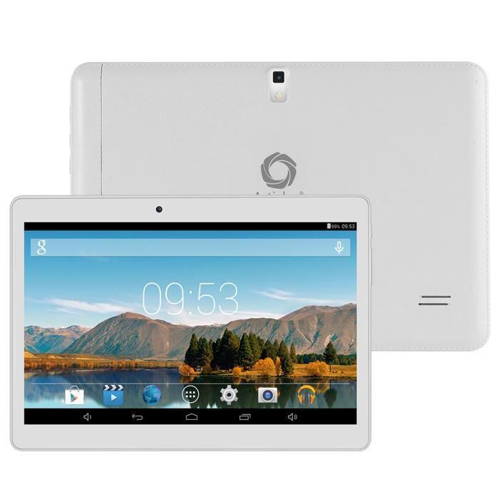 Artizlee tablette tactile 3g atl 21 10 1 16go bla prix - Tablette 16go 10 pouces ...
