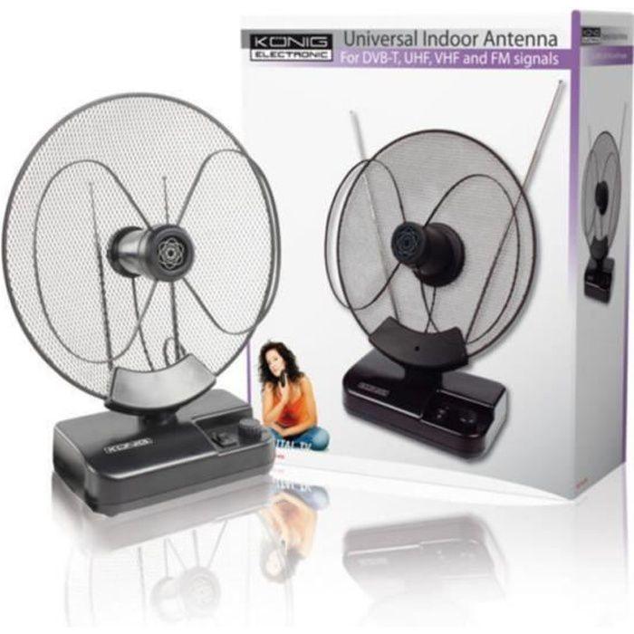 high tech accessoires antenne active parabolique tv tele television inte f  auc