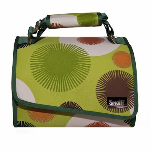 Sac repas isotherme snailbag anytime constellat achat vente lunch box bento lunch bag - Sac lunch box isotherme ...