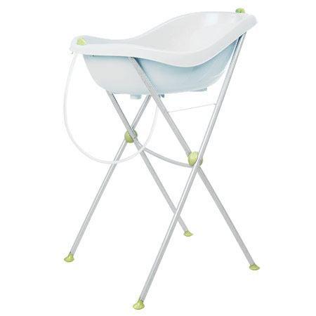 Baignoire ergonomique avec support blanc achat vente baignoire baignoire ergonomique - Baignoire pour bebe avec support ...