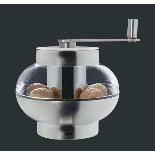 Cilio 609745 moulin pour noix de muscade torno achat for Noix de muscade cuisine