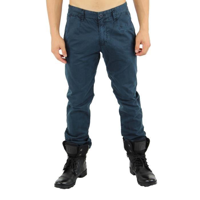 pantalon homme de ville bleu bleu achat vente. Black Bedroom Furniture Sets. Home Design Ideas