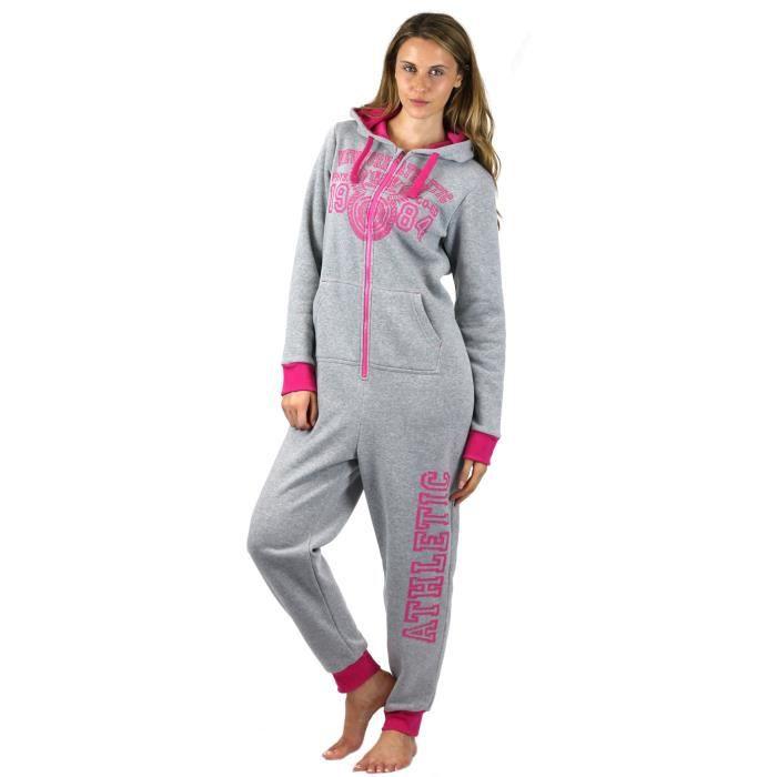 grenouill re polaire avec capuche femme pyjama achat vente pyjama chemise de nuit. Black Bedroom Furniture Sets. Home Design Ideas