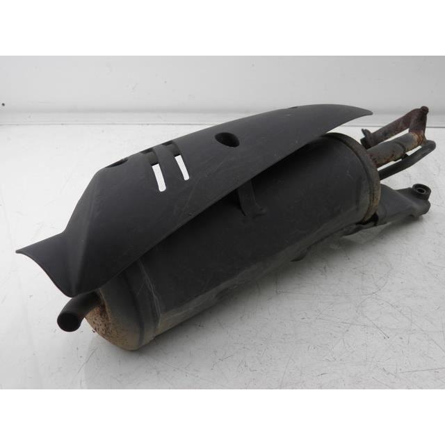pot echappement scooter sym fiddle s 50 201 achat vente pot d 39 echappement pot. Black Bedroom Furniture Sets. Home Design Ideas