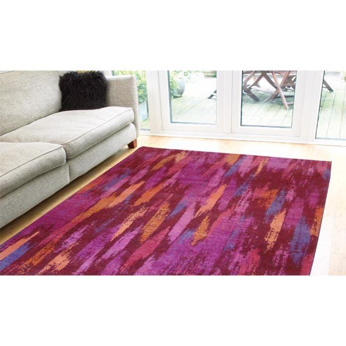 Tapis contemporain hipnotik 4449 x cm 160x235 achat vente tapis cdiscount Beaux tapis contemporains
