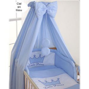 ciel de lit tissu achat vente ciel de lit tissu pas. Black Bedroom Furniture Sets. Home Design Ideas