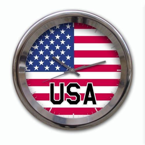 Horloge usa achat vente horloge cdiscount for Achat maison usa