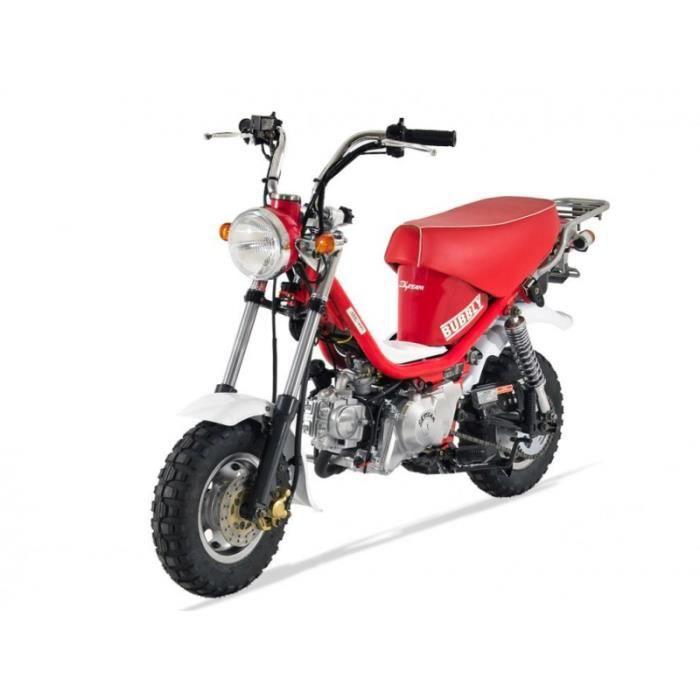 chappy bubbly 50cc rouge sans montage et mise en route achat vente moto chappy bubbly. Black Bedroom Furniture Sets. Home Design Ideas