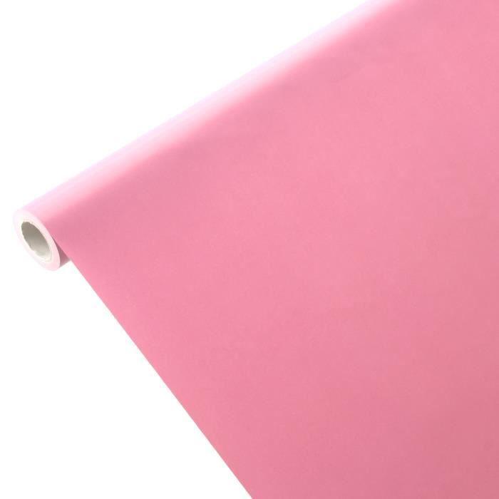 rouleau cadeau papier 50m x 0 75m rose achat vente papier cadeau cadeau papier rose cdiscount. Black Bedroom Furniture Sets. Home Design Ideas