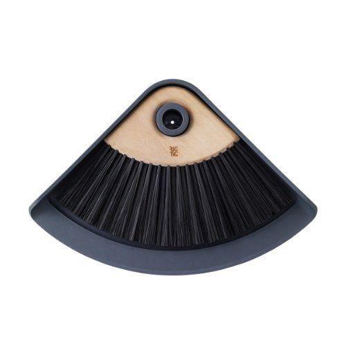 rig tig by stelton z00073 pelle balayette plastique bois. Black Bedroom Furniture Sets. Home Design Ideas