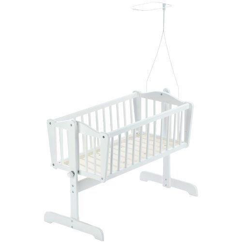 babydan berceau sofie bois blanc achat vente berceau et support 5705548003746 cdiscount. Black Bedroom Furniture Sets. Home Design Ideas