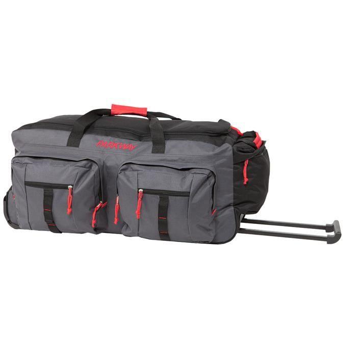 sac de voyage a roulettes polyester 600d gris achat vente sac de voyage sac de voyage a. Black Bedroom Furniture Sets. Home Design Ideas