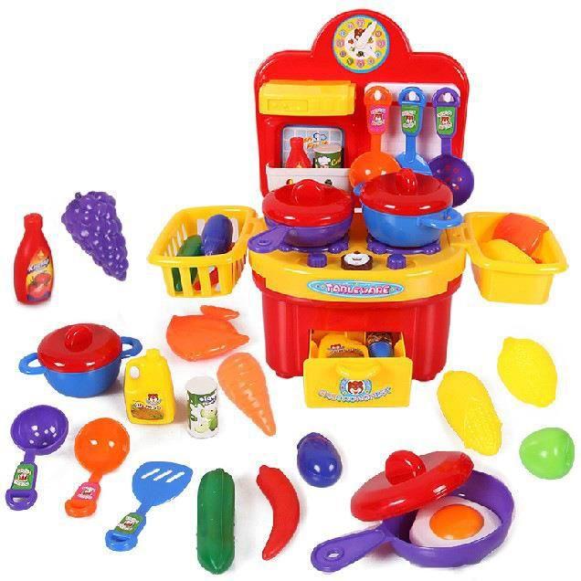 les enfants jouent petits ustensiles de cuisine mis b b magique de jouets fonction achat. Black Bedroom Furniture Sets. Home Design Ideas