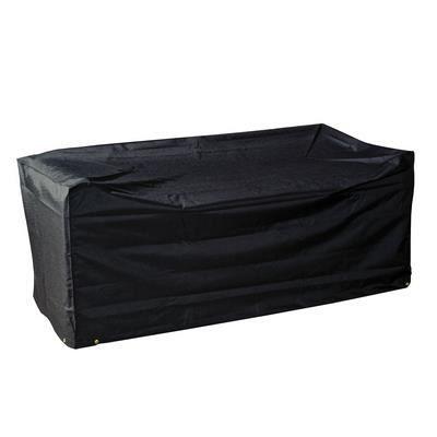 Housse de protection lila pour canap de jardin 246x94xh69 - Housse pour assise de canape ...