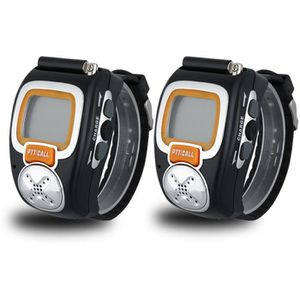 TALKIE-WALKIE FLOUREON 8CH Montre-Talkie Walkie Rechargeable LCD