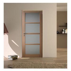Portes achat vente portes pas cher les soldes sur - Bloc porte interieur vitree ...