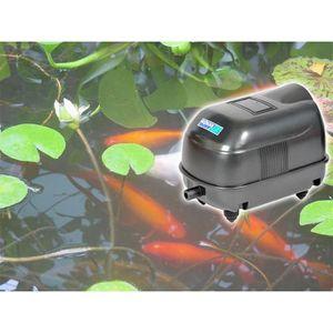 Pompe filtrante pour bassin poisson achat vente pompe for Pompe de bassin filtrante