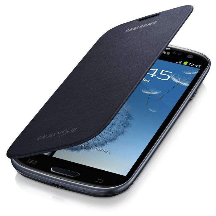 Coque housse samsung galaxy s3 i9300 officielle or achat for Housse samsung galaxy s3
