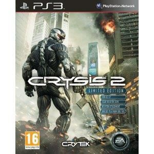 JEU PS3 Crysis 2 - Limited Edition  (Playstation 3) [UK...