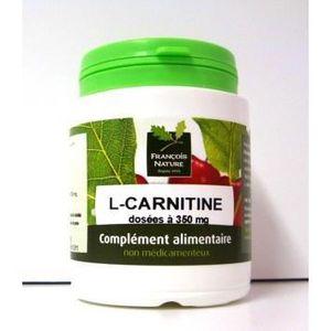 L Carnitine tartrate - 1000 gélules gélatine vé…