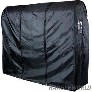 housse pour portant achat vente housse pour portant. Black Bedroom Furniture Sets. Home Design Ideas