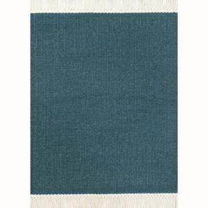 tapis laine rainbow 140 x 200 cm bleu canard achat vente tapis soldes d hiver d s le 11. Black Bedroom Furniture Sets. Home Design Ideas