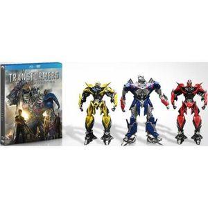 BLU-RAY FILM Transformers 4 : l'âge de l'extinction - édition l