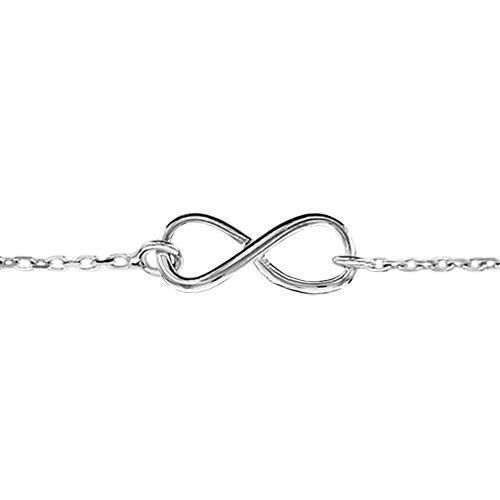bracelet argent 925 motif infini achat vente bracelet. Black Bedroom Furniture Sets. Home Design Ideas