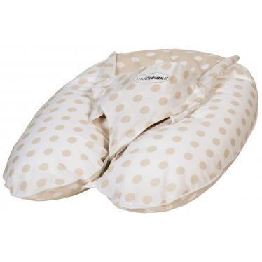 coussin d 39 allaitement multi relax 3 en 1 pois b achat vente coussin allaitement. Black Bedroom Furniture Sets. Home Design Ideas
