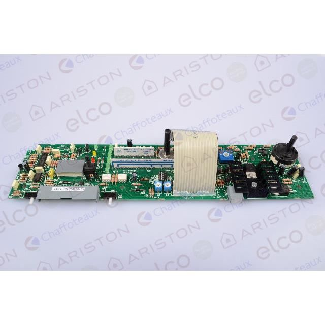 circuit imprime de regulation chaffoteaux pour nec achat vente pi 232 ce chauffage clim circuit