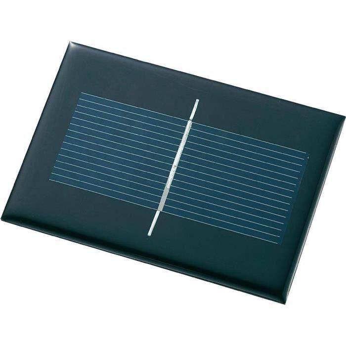 cellule solaire monocristalline miniature l x achat vente kit photovoltaique cellule. Black Bedroom Furniture Sets. Home Design Ideas