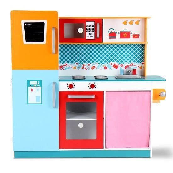 cuisine jouet pour enfant avec frigidaire achat vente dinette cuisine cdiscount. Black Bedroom Furniture Sets. Home Design Ideas