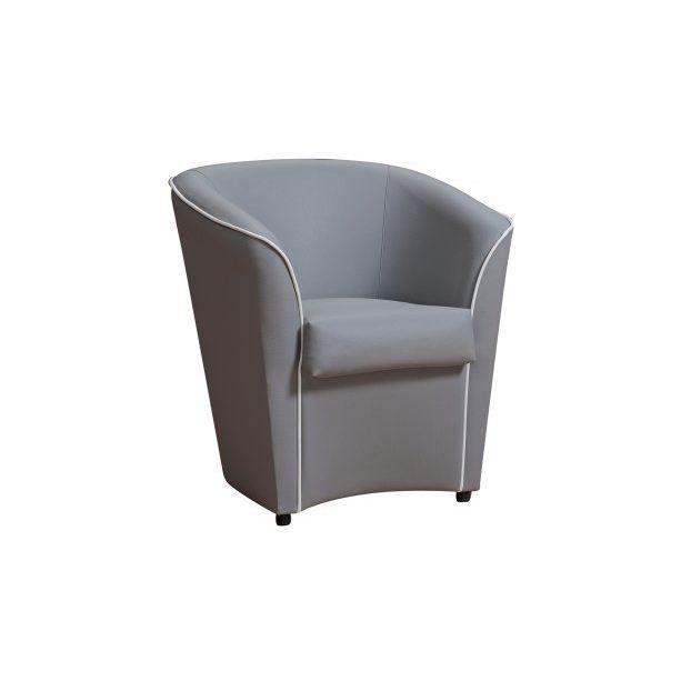 Fauteuil cabriolet arena achat vente fauteuil mati re de la structure b - Fauteuil cabriolet pouf ...