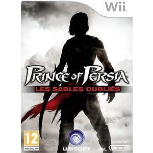JEUX WII Prince Of Persia : Les Sables Oubliés / Jeu pour c