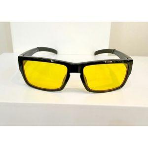 lunettes anti fatigue anti eblouissement jaune achat vente lunettes de soleil cdiscount. Black Bedroom Furniture Sets. Home Design Ideas